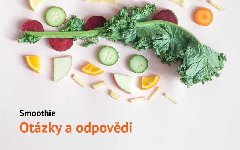 Smoothie: Odpovědi na nejčastější otázky - nejsmoothie.cz