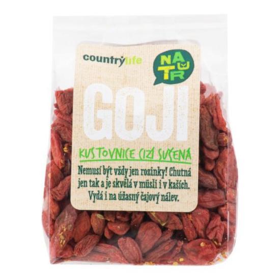 County life Kustovnice cizí sušená - goji 100 g