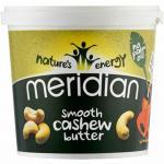 Meridian Kešu máslo jemné 1000 g