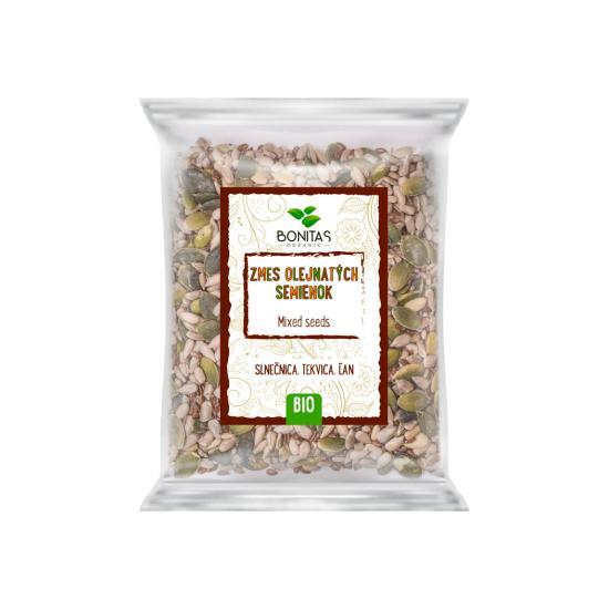 BIO Směs olejnatých semínek BONITAS 125g