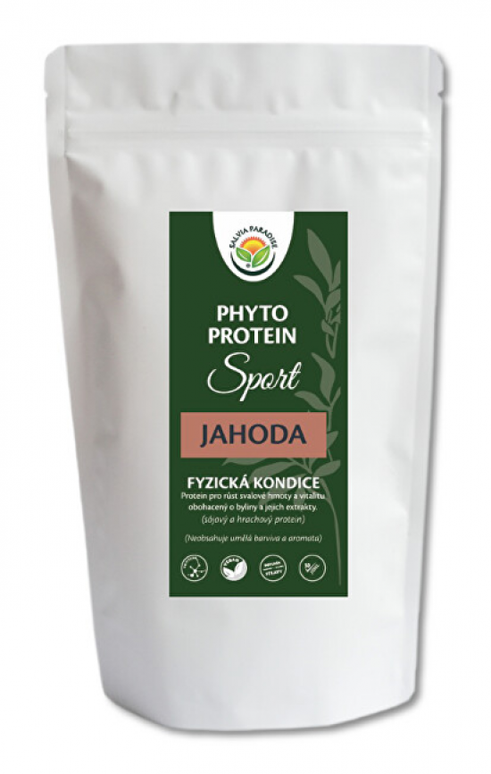 Salvia Paradise Phyto Protein Sport 300 g Kakao