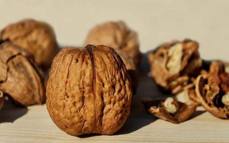 Recept na Banánové smoothie s vlašskými ořechy