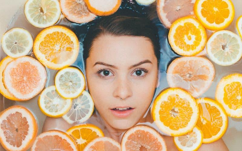 Recept na Očišťující citrusové smoothie