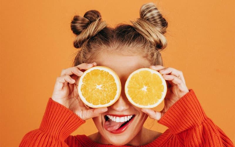 Recept Pomerančové smoothie s jablky a mandlemi - nejsmoothie.cz