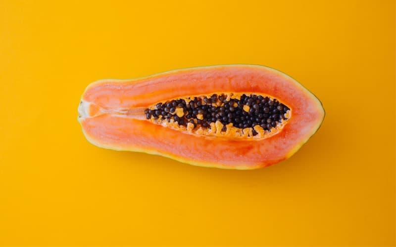 Recept Smoothie mrkev a papaya - nejsmoothie.cz