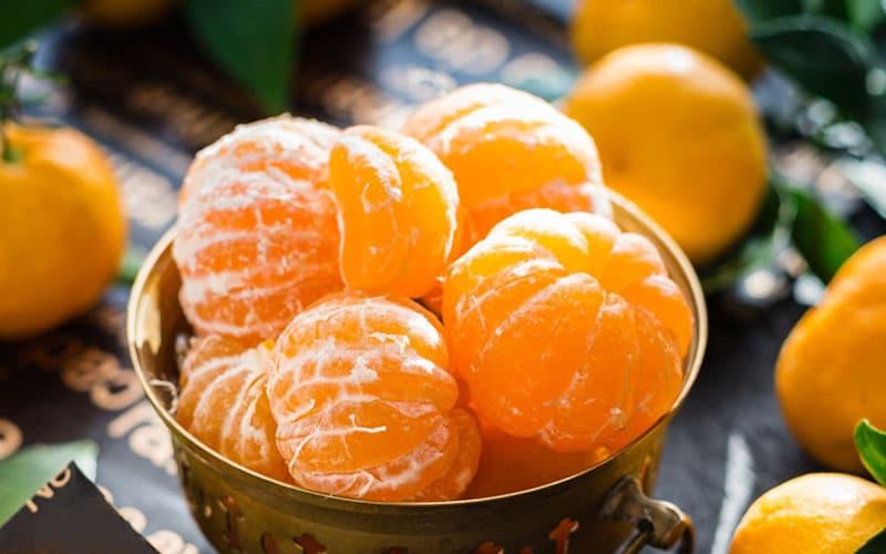 Recept Smoothie s mandarinkami a banánem - nejsmoothie.cz