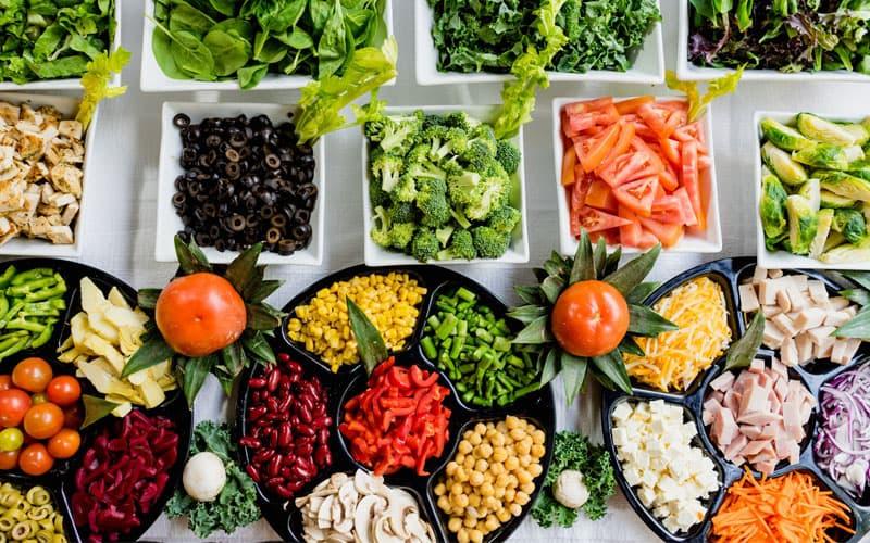 zdravá výživa, jídelníček pro děti
