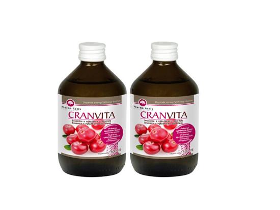 Pharma Activ Cranvita 500 ml 1+1