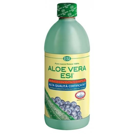 ESI Aloe Vera šťava s borůvkami 1 l