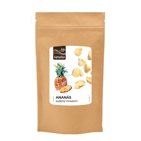 Ananas sušený mrazem FARMLAND 20g