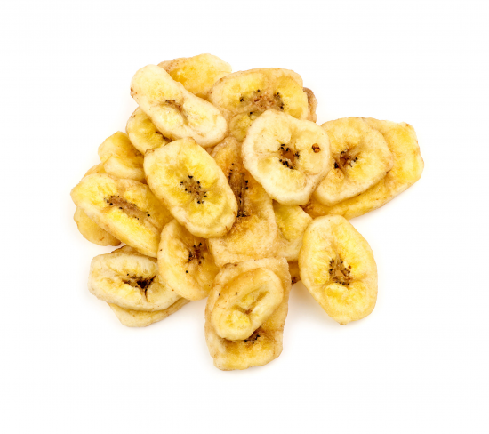 Banánové chipsy FARMLAND bez obalu 100g