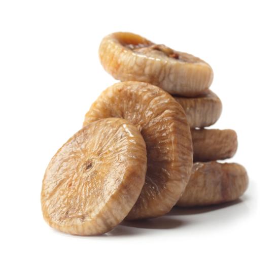 BIO Fíky kostky sušené BONITAS bez obalu 100g