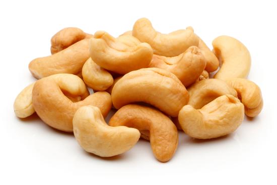 Kešu ořechy FARMLAND 100g