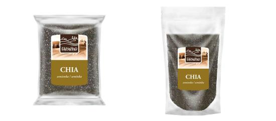 FARMLAND Chia semínka sada 3.5kg