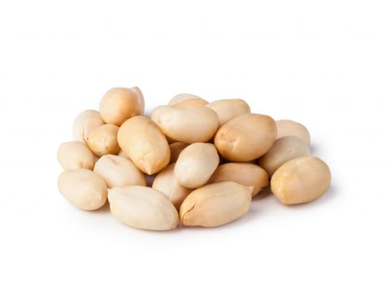 Arašídy nesolené pražené na sucho FARMLAND 1kg