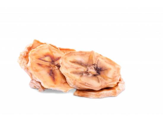 BIO Banánové plátky sušené BONITAS 80g