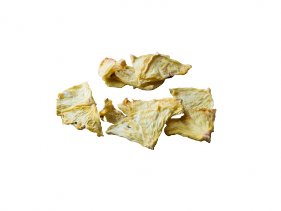 BONITAS BIO Ananas sušený bez obalu 100g