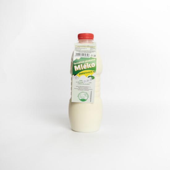 Mléko farmářské 1 l