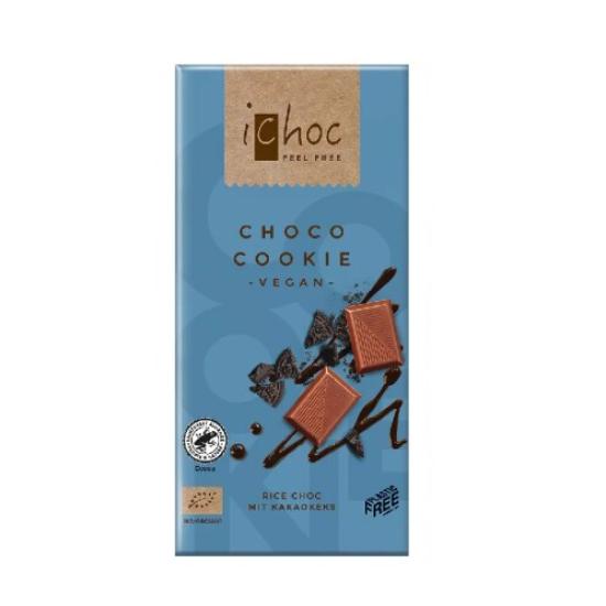 BIO Rýžová čoko Choco Cookie 80 g