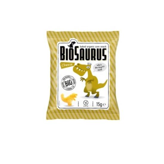 BIO Biosaurus Igor mini se sýrem 15 g 15g