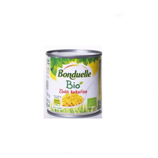 BIO Zlatá kukuřice Bonduelle 212 ml 212ml