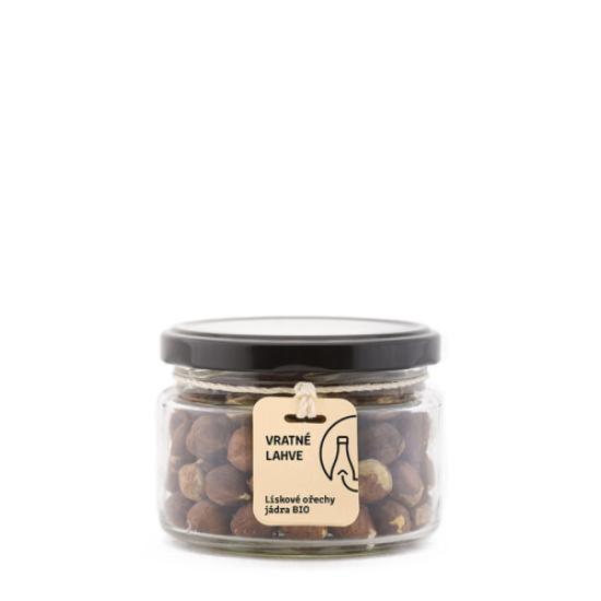 BIO Lískkové ořechy jádra 120 g 0l