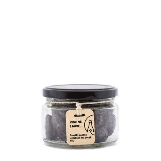 BIO Sušené švestky bez pecek 130 g 0l