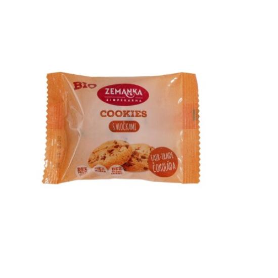 BIO Cookies s vločkami 33 g 33g