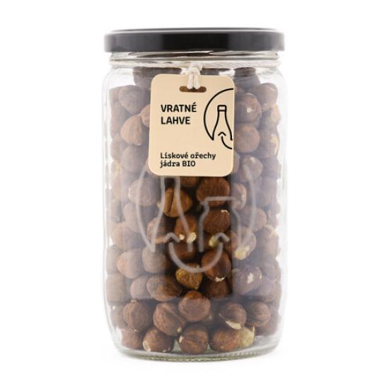 BIO Lískové ořechy jádra 360 g