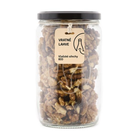 Vratné láhve BIO Vlašské ořechy 240 g 0l