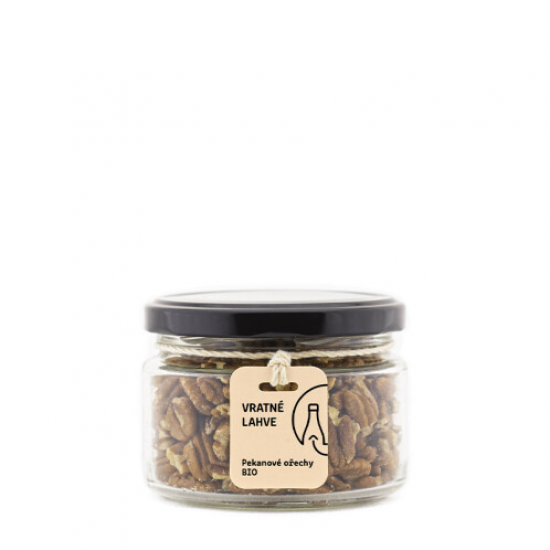 BIO Pekanové ořechy 110 g