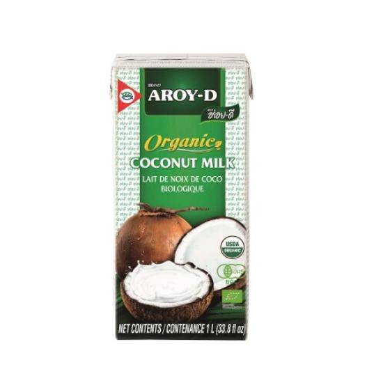 BIO Kokosové mléko Aroyd 1 l 1000ml