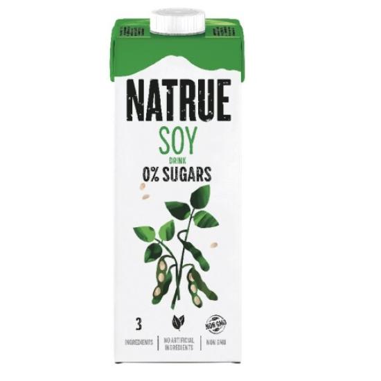 Sójový nápoj s vápníkem Natrue 1 l 1l