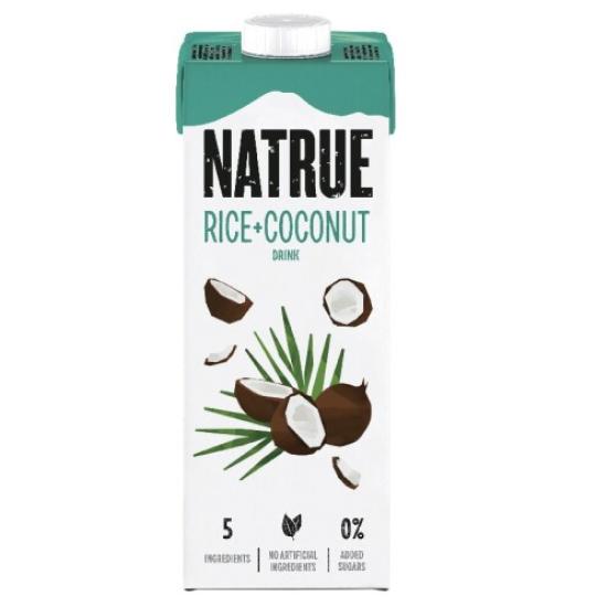 Rýžovo kokosový nápoj Natrue 1 l 1l
