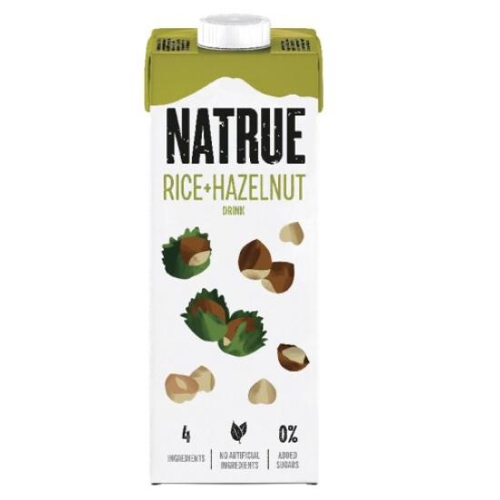 Rýžovo lískooříškový nápoj Natrue 1 l 1l