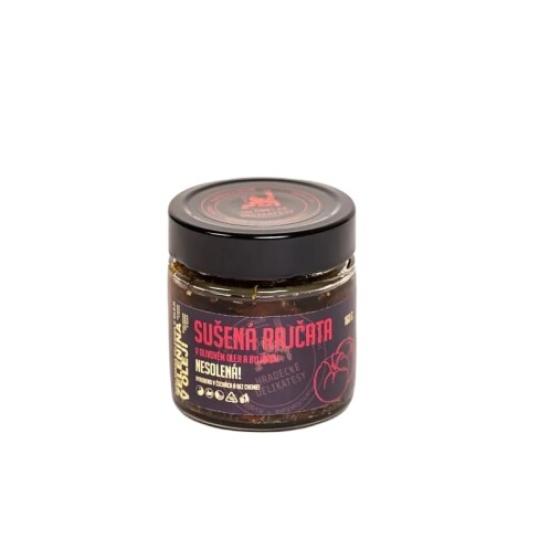 Sušená rajčata v olivovém oleji 160 g 160g