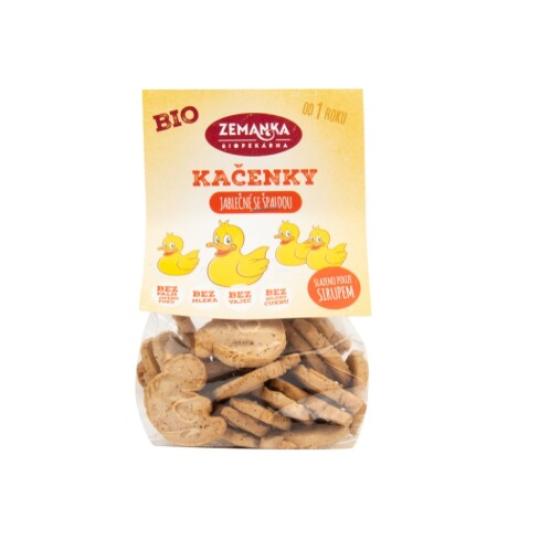 BIO Dětské sušenky Kačenky jablečné 100 g 100g