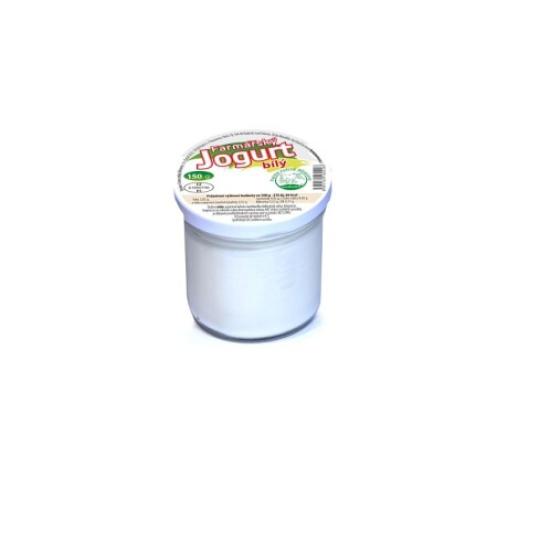 Farmářský jogurt bilý 150 g