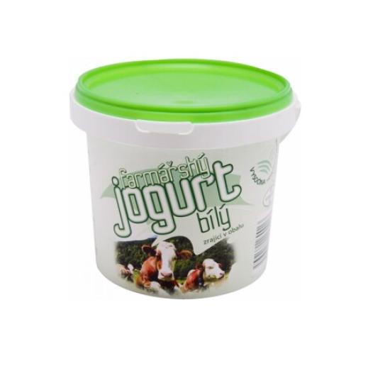 Farmářský jogurt bílý 1 kg