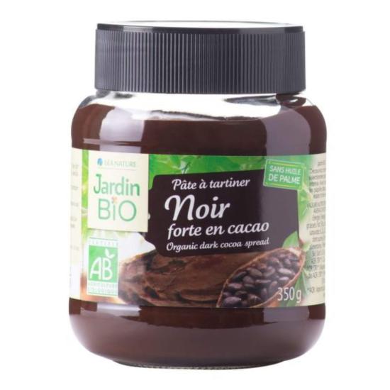 Jardin BIO Pomazánka kakaová tmavá 350 g
