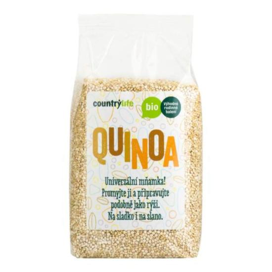 Country Life Quinoa BIO 500 g