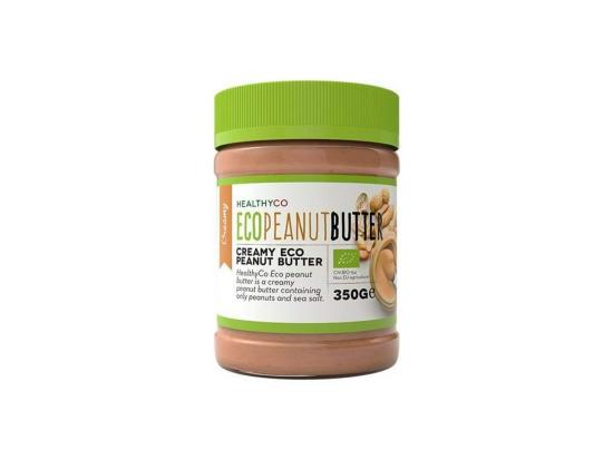 Healthyco Arašídové máslo jemné BIO 350 g