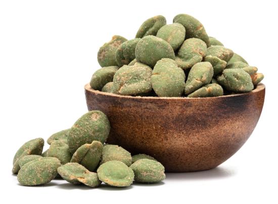 GRIZLY Arašídy ve wasabi 500 g