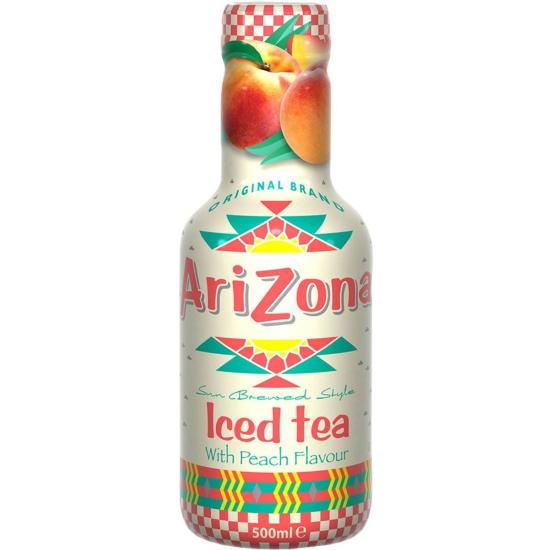 AriZona Iced Tea Peach 0,45 l