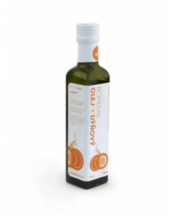 Bohemia olej Dýňový 250 ml LZS a RAW