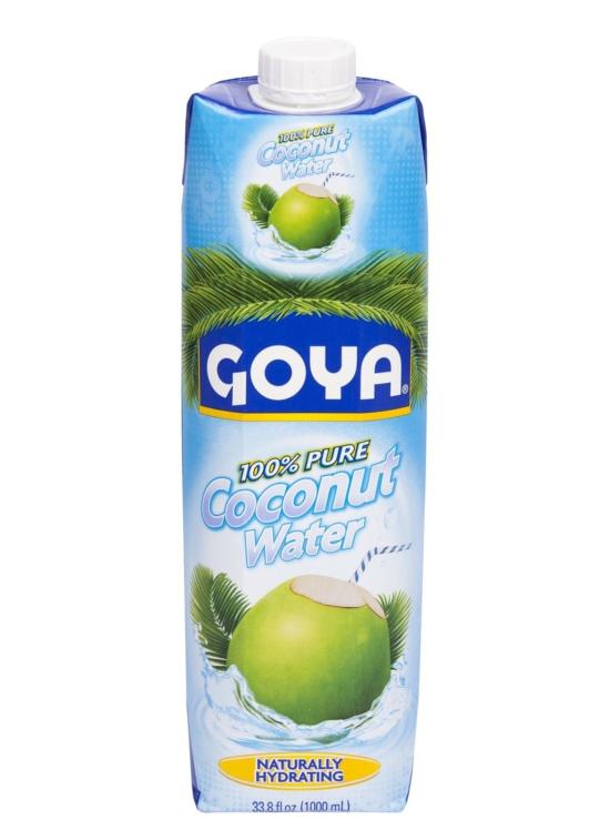 Goya 100 % kokosová voda 1 l