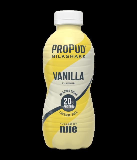 ProPud Protein Milkshake vanilka 330 ml