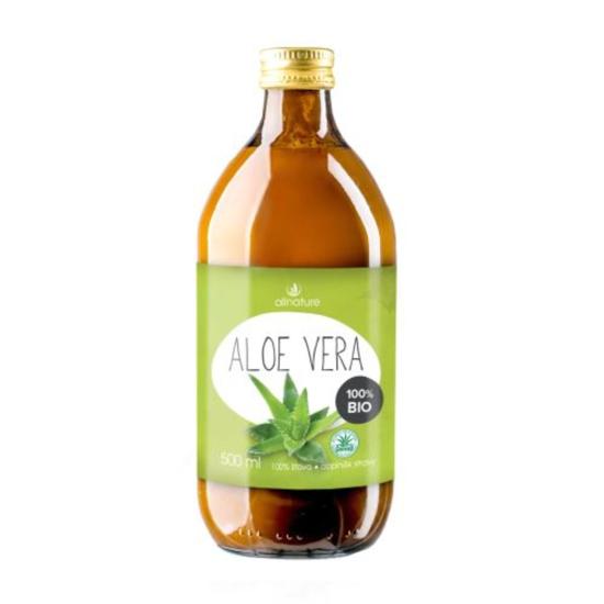 Allnature Aloe Vera Bio 500 ml