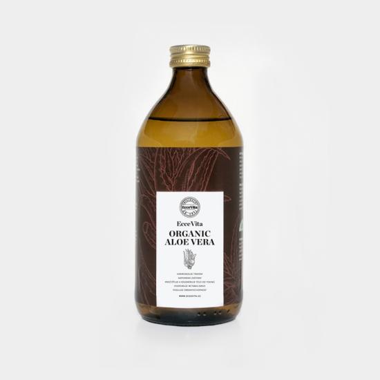 Ecce Vita Organic Aloe Vera 1000 ml