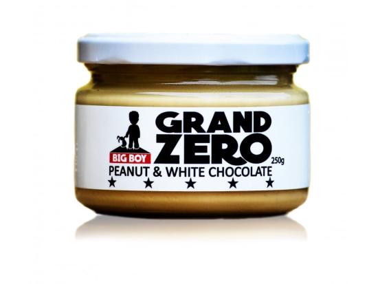 BIG BOY Grand Zero s bílou čokoládou 250 g